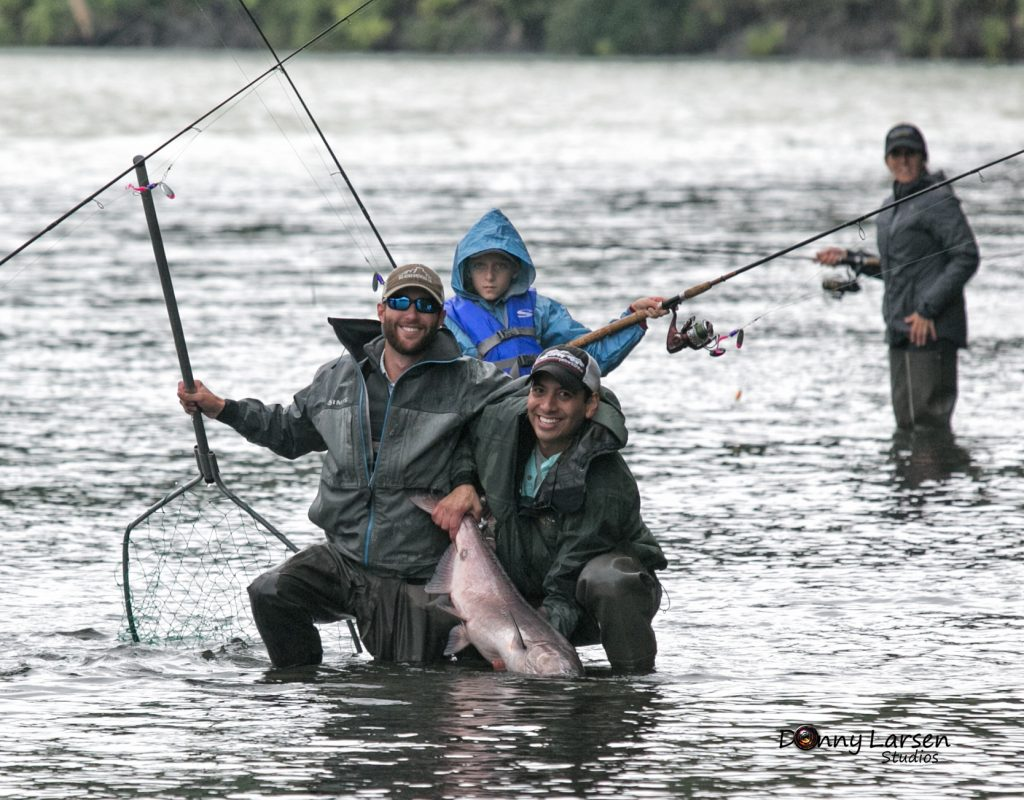 This is what an all-inclusive Alaska fishing vacation should look like.