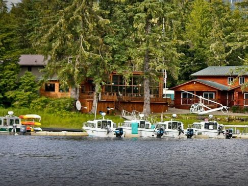 Fireweed Lodge_Luxury Resort