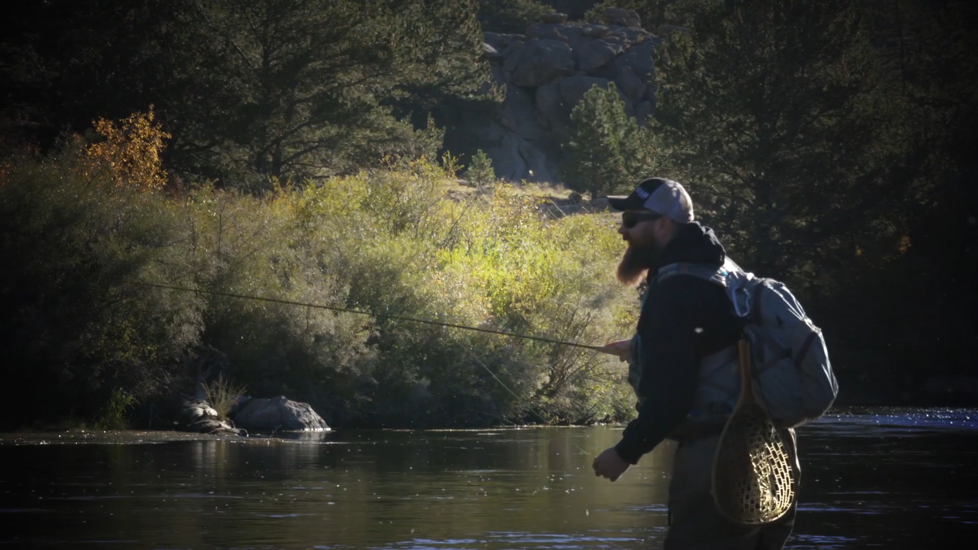 An intro to flyfishing in Colorado