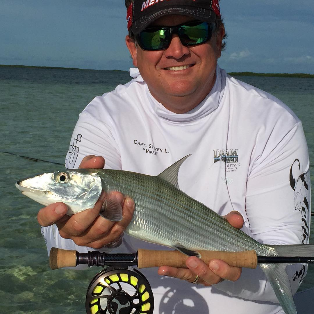Flats on the the Fly with Capt. Steven Lamp